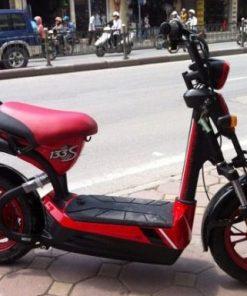 Thay ắc quy xe đạp điện 133s