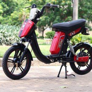 Thay ắc quy xe đạp điện Hkbike