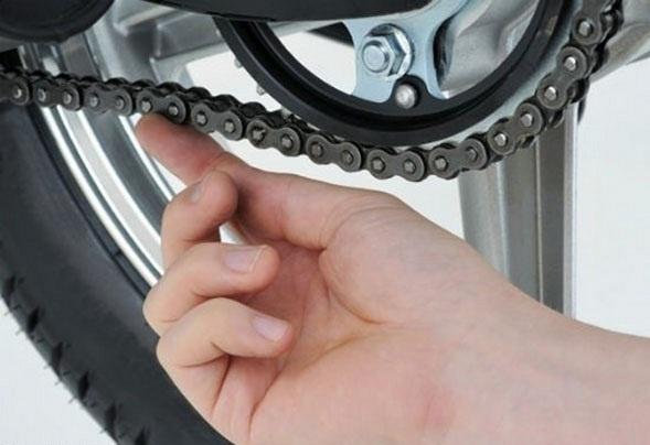 Xe đạp điện bị kêu bánh sau do xích