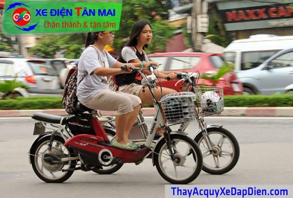 Cách tăng tuổi thọ ắc quy xe đạp điện