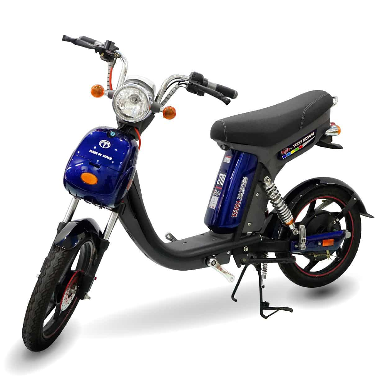 Xe đạp điện Nijia sạc bao lâu thì đầy