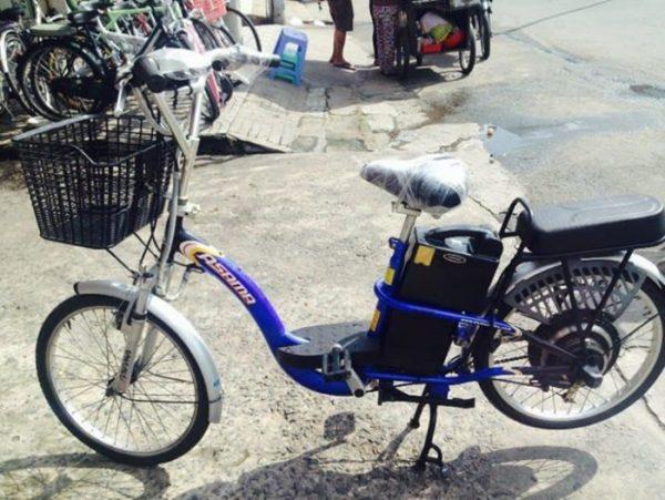 Kinh nghiệm mua xe đạp điện cũ