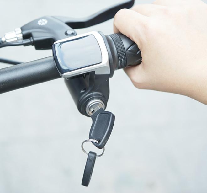 Hướng dẫn cách đi xe đạp điện