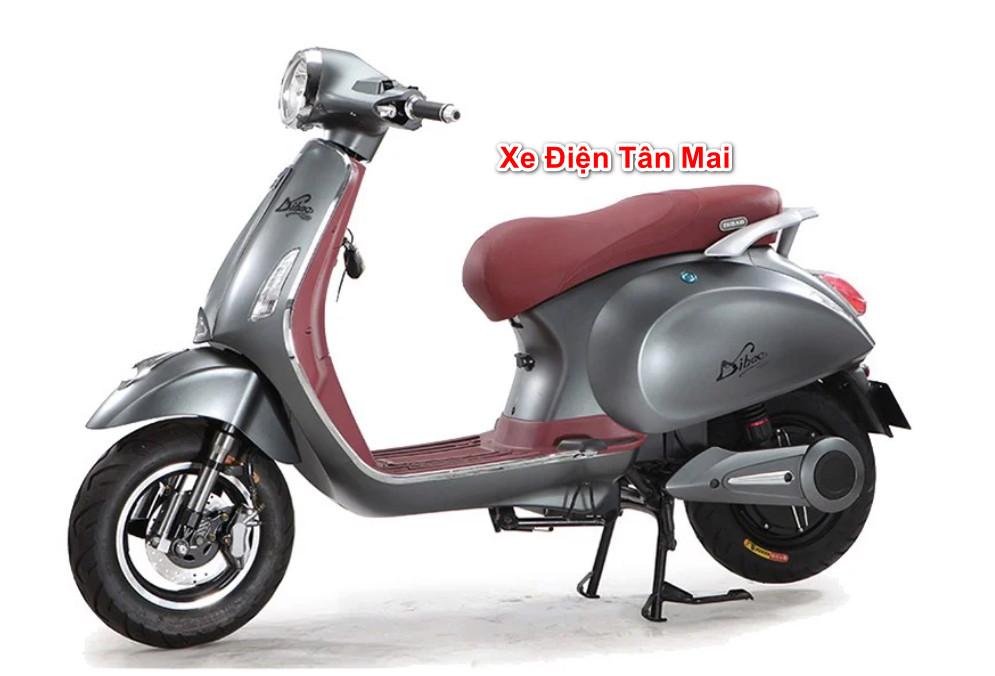 Ắc quy xe máy điện Dibao